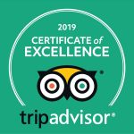 2019 Certificate of Excellence Tripvisor